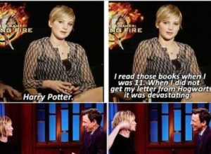 Jennifer Lawrence Funny Pictures